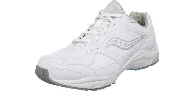 Saucony Women's ProGrid Integrity ST2 - Leather Walking Shoe