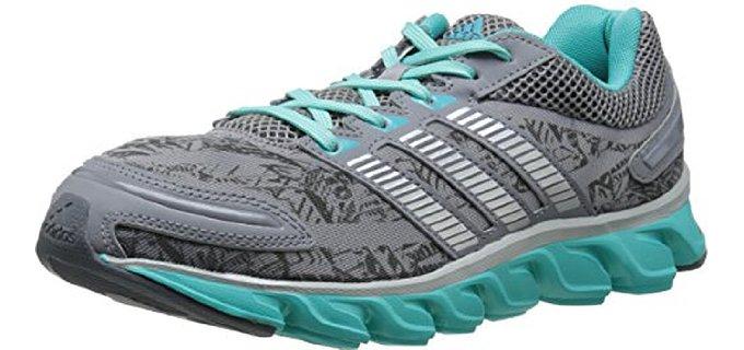 Adidas Women's Performance Powerblaze W - Shock Absorbent Walking Shoe