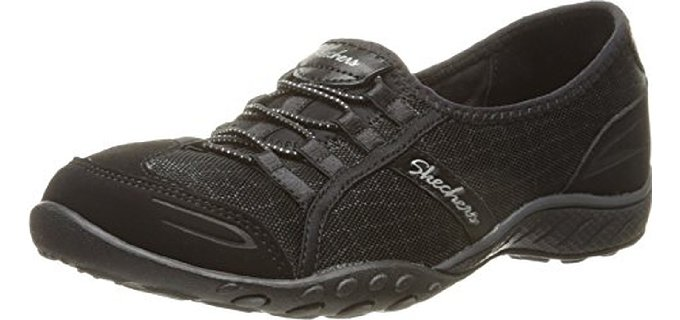 Skechers Women's Sport Good Life - Fashion Orthotic Friendly Sneakers