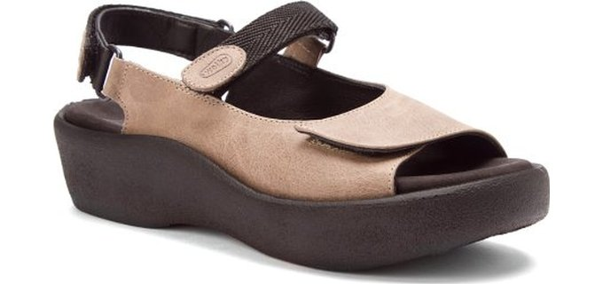Wolky Women's Jewel - Orthotic Friendly sandals