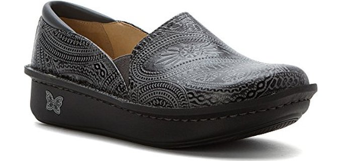 Alegria Women's Debra - Slip On Shoes for Teachers