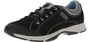Rockport Women's Sidewalk Expression Chranson - Walking Shoe for Concrete Surfaces