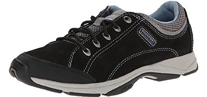 Rockport Women's Sidewalk Expression Chranson - Walking Shoe for Concrete Surfaces