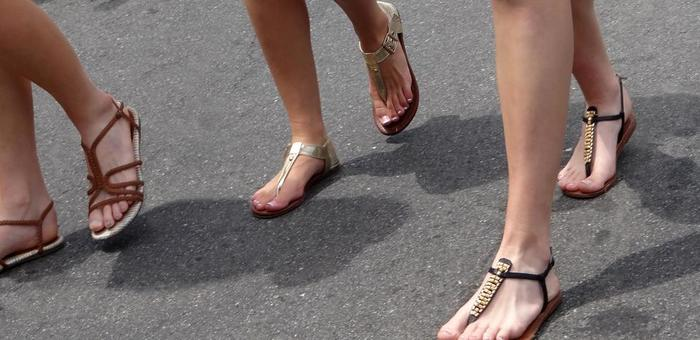 Sandals with Good Arch Support