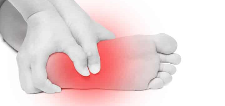 Plantar Fasciitis Foot Pain