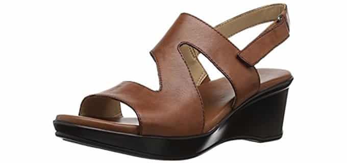 Naturalizer Women's Valerie - Wedge Sandals for Teachers
