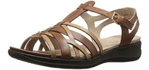 SoftWalk Women's Taft - Wedge Summer Sandal