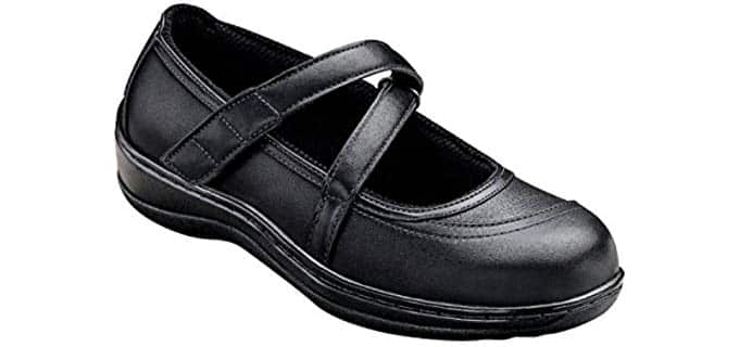 Orthofeet Women's Celina - Orthopedic Arthritis Shoes