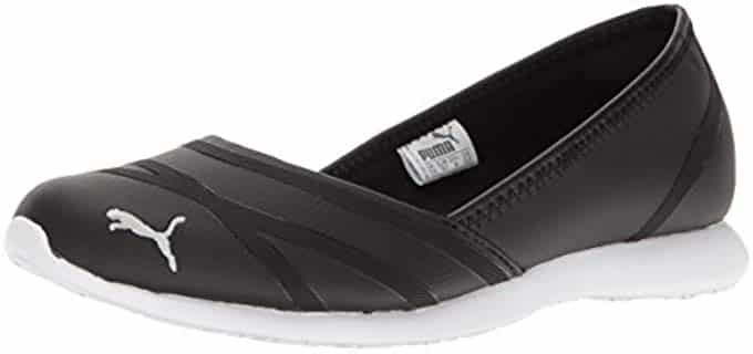 Puma Women's Vega - Ballet Flat for walking
