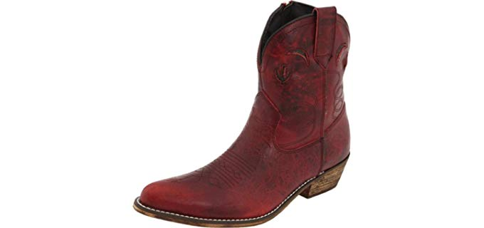 Dingo Women's Adobe - Ankle Pain Cowboy Boots
