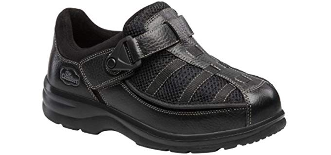 Dr. Comfort Women's Lucie X - Flexible Casual Shoe for Swollen Feet
