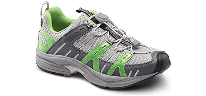 Dr. Comfort Women's Refresh - Plantar Fasciitis Therapeutic Walking Shoe