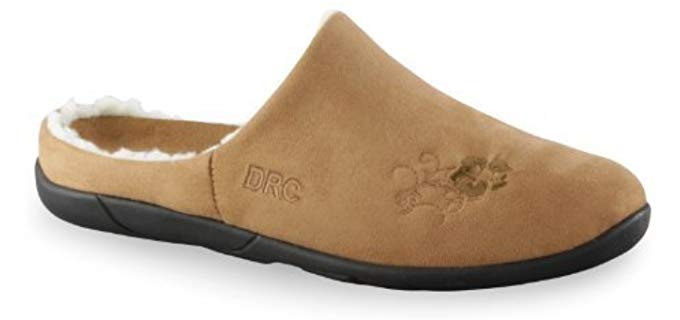 Dr. Comfort Women's Cozy - Pregnancy Slippers