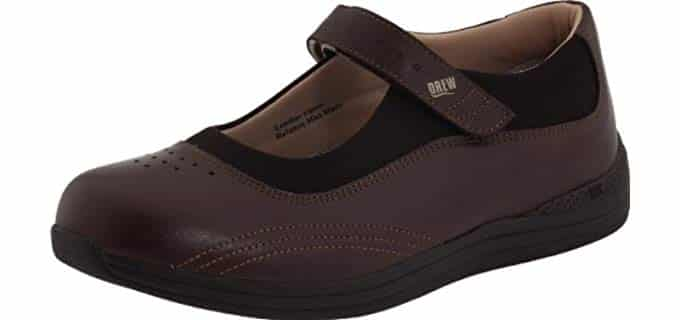 Drew Women's Rose - Mary Jane Dress Shoe for Orthotics