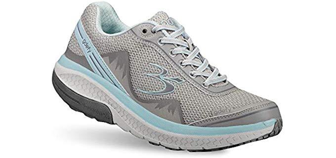 Gravity Defyer Women's Pain Relief - Plantar Fasciitis Walking Shoe