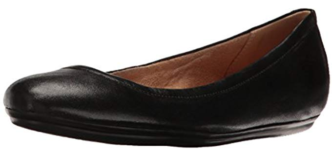 Naturalizer Women's Brittany - Ballet Flat for Lower Arches
