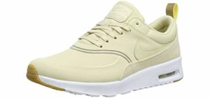 Nike Women's Air Max Thea - Impact reducing Walking and Running Shoe