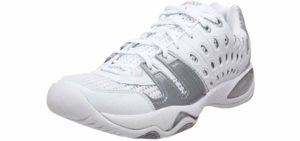 Prince Women's T22 - Tennis Shoe for Low Arches