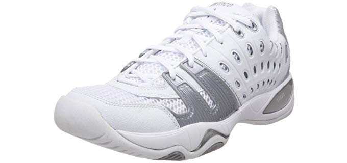 Prince Women's T22 - Tennis Shoes for Low Arches