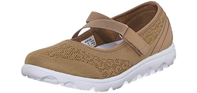 Propet Women's Travelactiv - Mary Jane for Low Arches