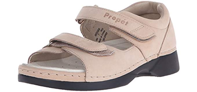 Propet Women's Pedic -  Knee Problem Walking Sandal