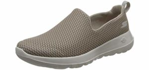Skechers Women's Go walk Joy - Flexible Walking Shoe for Swollen Feet