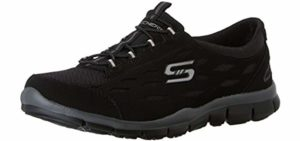 Skechers Women's Full Circle - Shock Absorbing Walking Shoe