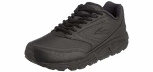 Brooks Men's Addiction Walker - Walking Shoe for Plantar Fascitis