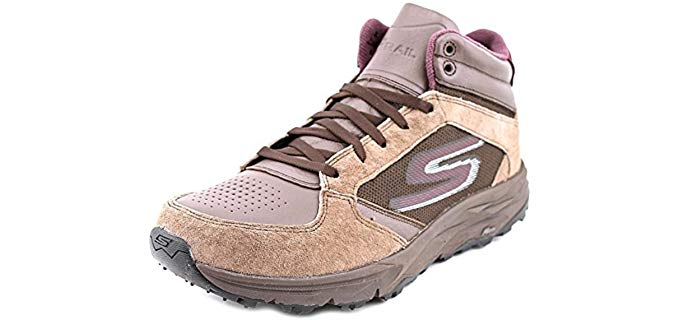 Skechers Women's Go Trail - Hiking Shoes