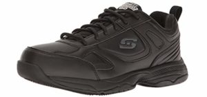 Skechers Women's Dighton - Diabetes Work Shoe