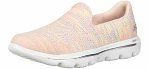 Skechers Women's Go Walk 5 - Slip On Diabetes Shoe