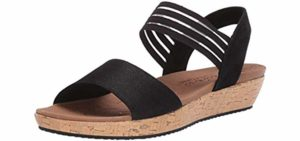 Skechers Women's Brie - Diabetes Sandals