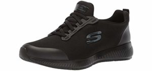 Skechers Women's Squad SR - Chef and Restaurant Shoes