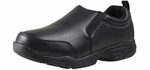 Skechers Men's Felton Camak - Skechers Restaurant Shoe