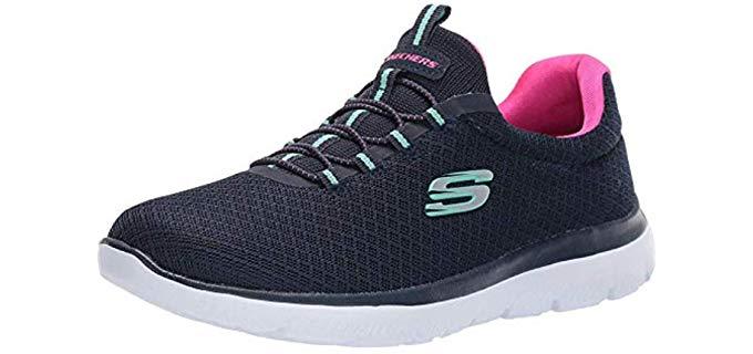 Skechers Women's Summits - Zumba Sneakers