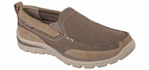 Skechers Men's Milford - Skechers Lace-Less Shoes
