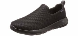 Skechers Go Walk Men's Max - Skechers Lace-Less Shoe