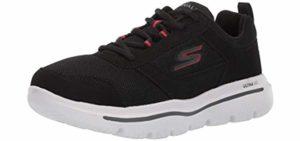 Skechers Men's Go Walk Evolution Ultra Enhance - Energy Return Walking Shoe
