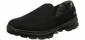 Skechers Go Walk Men's 3 - Walking Shoe for Flat Feet and Overpronation