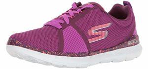 Skechers Women's Flex Go Train - Flexible Stability Walking Shoes