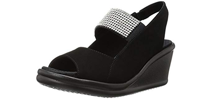 Skechers Women's Rumbler - Skechers Women's Dress Shoe
