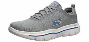 Skechers Men's Go Walk Evolution Ultra - Skechers Lace Up Walking Shoe