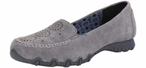 Skechers Women's Moccasin - Skechers Lace-Less Shoes
