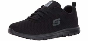 Skechers Women's Ghenter Bronaugh - Work Shoes