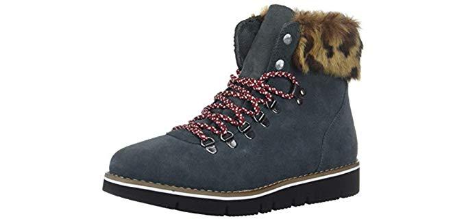 Skechers Women's Bobs - Fur Trim Women's Hiking Boot