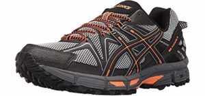 Asics Men's Gel Kahana 8 - Shoes for High Arches