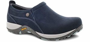 Dansko Women's Patti - Waterproof Outdoor Shoes for Concrete Surfaces