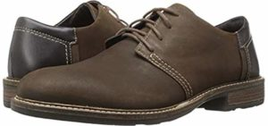 Naot Men's Chief - Mary Jane Flat for Ankle Pain