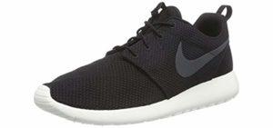 Nike Men's Roshe Run - Best Walking Shoes for Sweaty Feet
