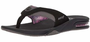 Reef Women's Fanning - Comfortable Beach Flip Flop